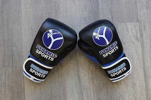 Dynamic Sports Boxhandschuhe Schwarz 16oz