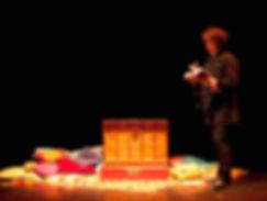 musique et théâtre  I  Les gens de la voix