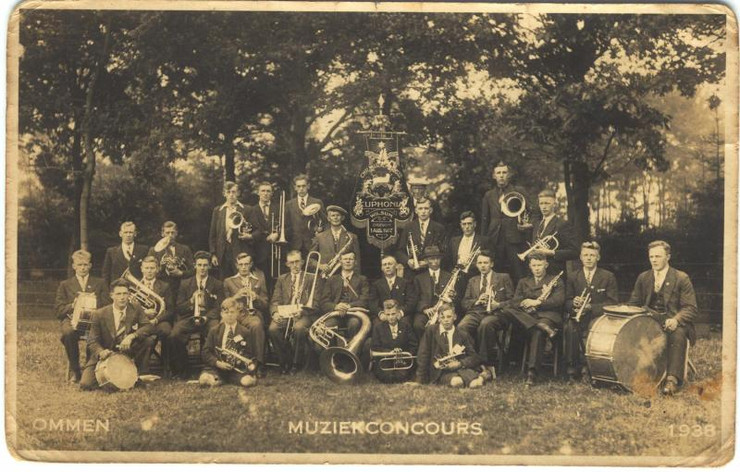 Concours Ommen 1938