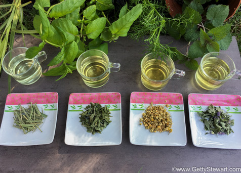 Create Your Own Herbal Tea Blend-A Brief Guide