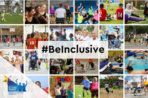 BeInclusive Sport Projects