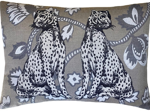 Regal Cats Lumbar Pillow