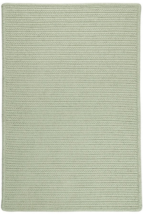 Solids Sea Sunbrella Rug 5x7