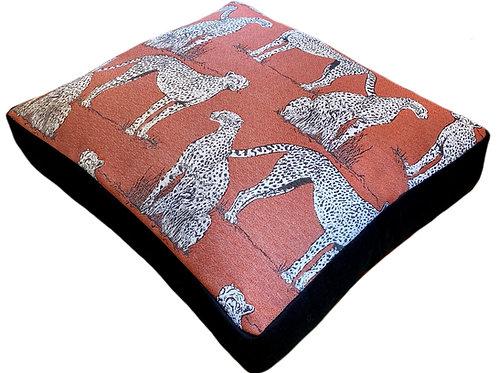 Savanna Cat Ruby Sunbrella Pet Bed