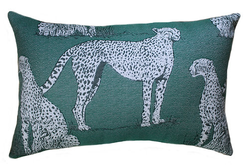Savannah Cat Lumbat Pillow