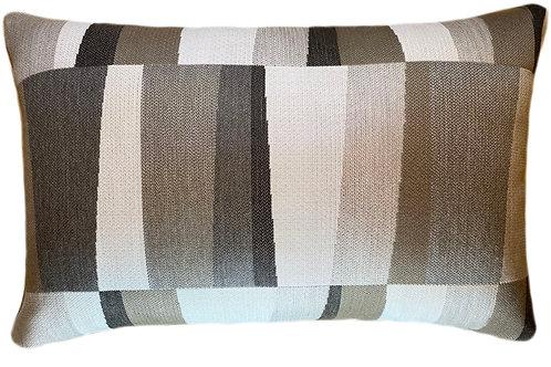 Staccato Dune Lumbar Pillow