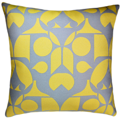 Mister Enliven Throw Pillow