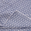 Thumbnail: Cornflower Blue Zig-Zag Sunbrella Throw