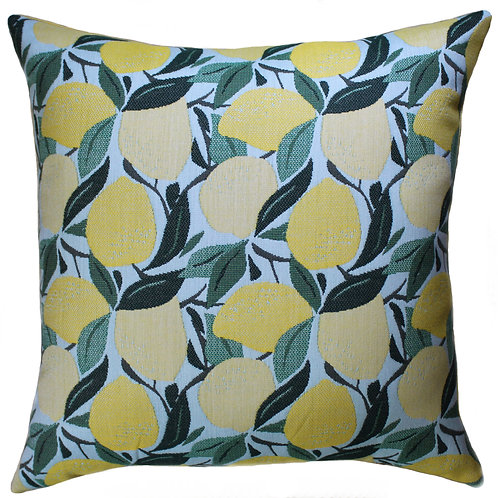 Lemondrop Throw Pillow