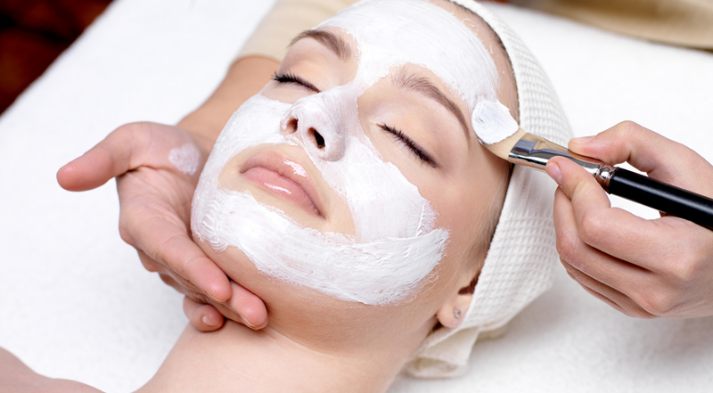 Facials for clear skin