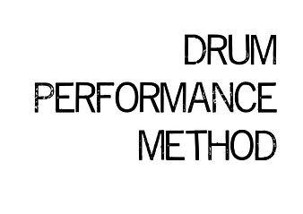 Drum performance method