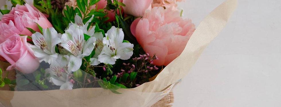 Ramo variado de flor de temporada de 30€ - 50€