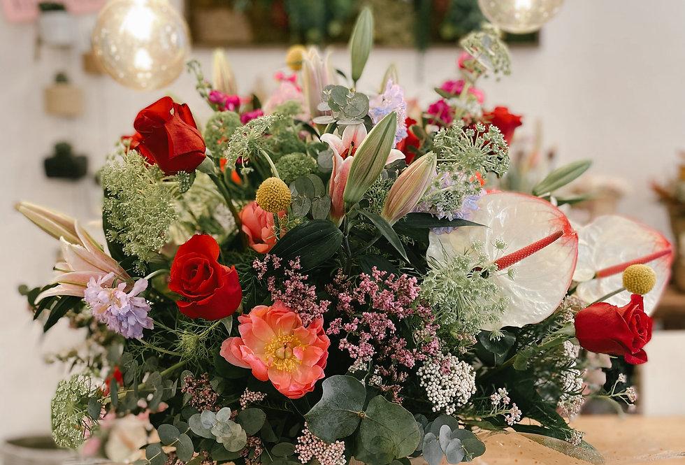 Centro floral XL