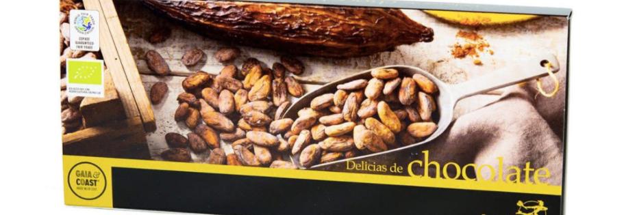 Chocolate gaia & coast