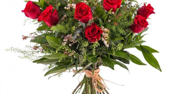 Ramo de rosas  (de 40€  a 55€)