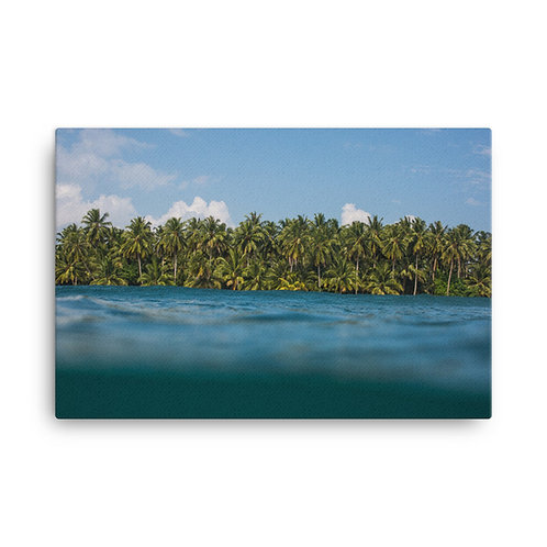 Paradise Canvas