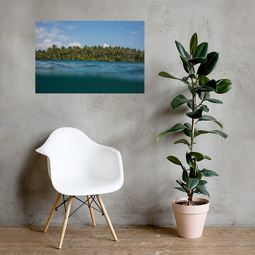 Island life Print