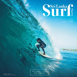 Surf Sri Lanka Magazine