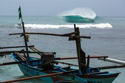 Surf Indonesia Krui Sumatra - David Edmo
