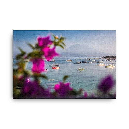 Bali Dreams Canvas