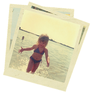 From Miami, with Love by Christina Reddick_Childhood Pics
