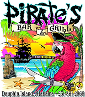 Pirate's Bar and Grill Logo
