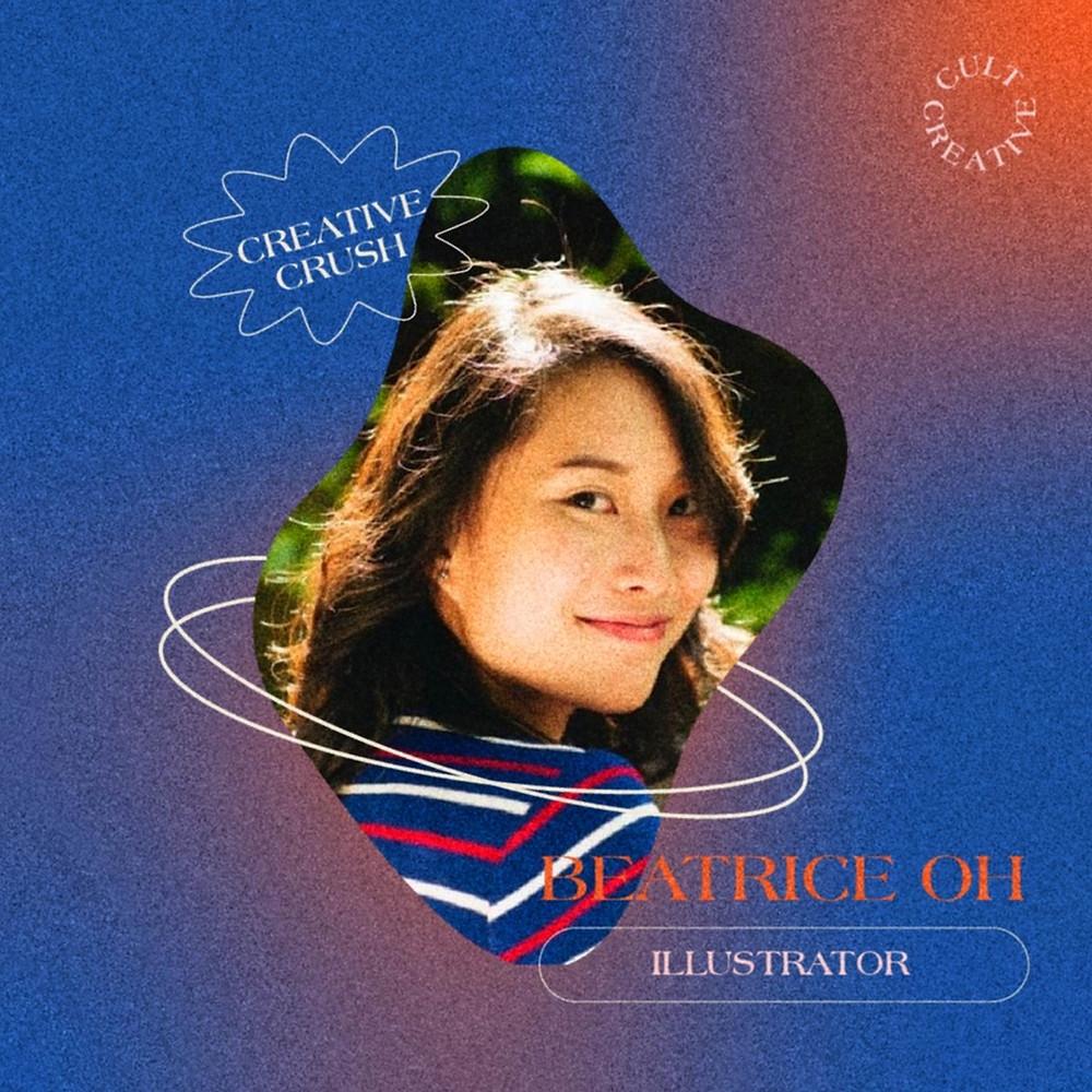 Beatrice Oh Illustrator Malaysia