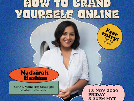 Identity Design Workshop: How To Brand Yourself Online