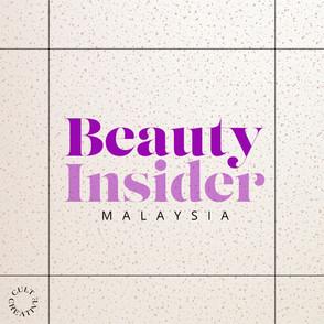 Beauty Insider - Video Content Creator