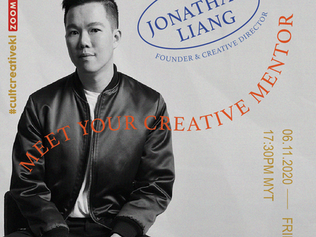 Creative Mentorship with Jonathan Liang