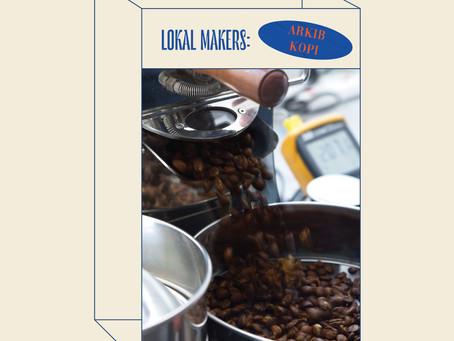 Lokal Maker - Arkib Kopi