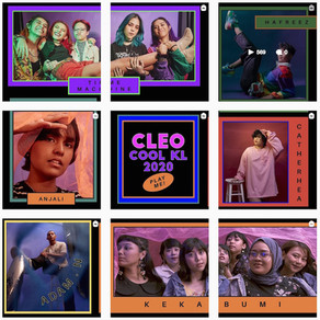 CLEO Malaysia Instagram -- Examples Of Posts and Layouts