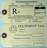 Equipment Tag