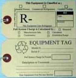 Equipment Tag