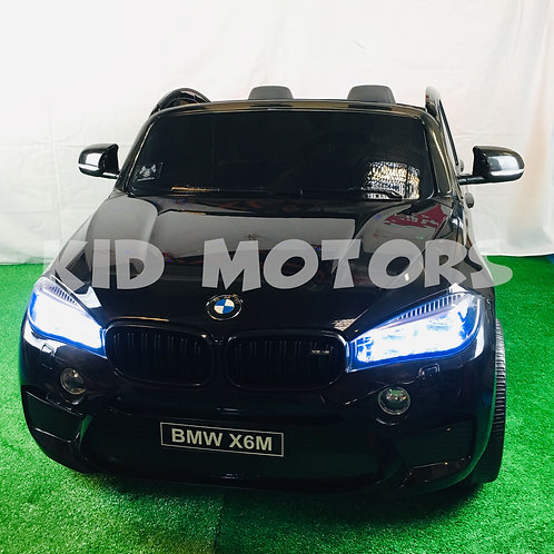 BMW X6M 2 PLACES