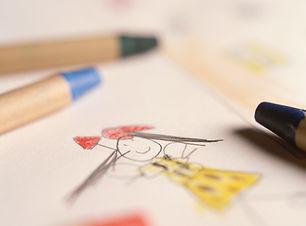 Børne Tegning