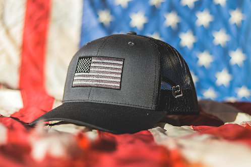 Pd Subdued Flag hat