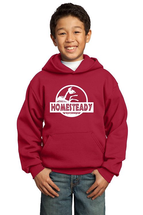 HOMESTEADY JURASSIC KIDS - PC90YHSALE Port & Company® - Youth Core Flee