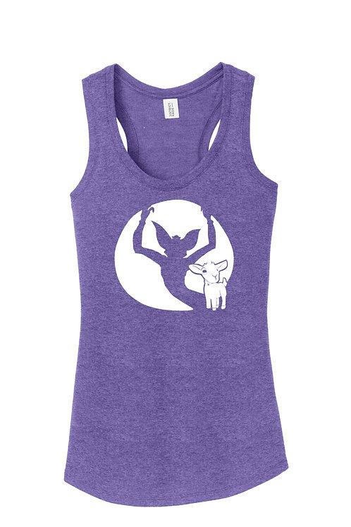 Goat Gremlin - DM138L District ® Women's Perfect Tri ® Racerback Tank
