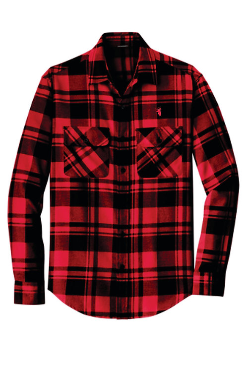 W668 Buck Hunters Flannel