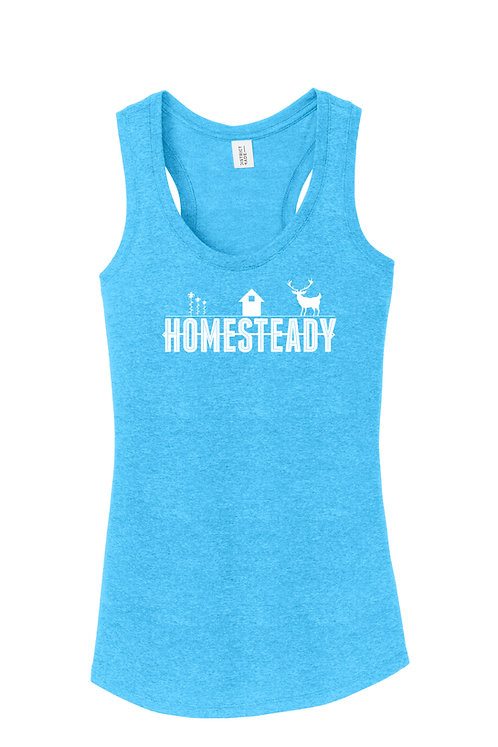 Homesteady Classic - DM138L District ® Women's Perfect Tri ® Racerback Tank