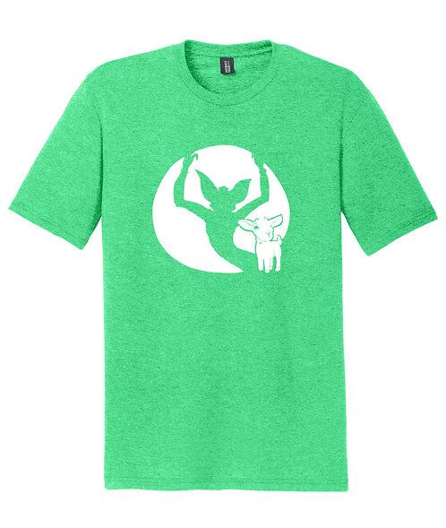 Goat Gremlin - DM130 District ® Perfect Tri ® Tee