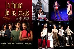 Vanessa Castro en La Forma de las Cosas, Vanessa Castro actriz, La Forma de las Cosas, Perversus, Ars Perversus