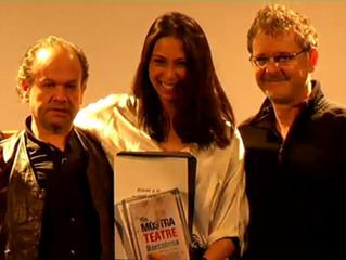 Premios de la 19a Mostra de Teatre de Barcelona