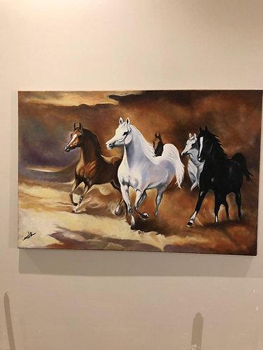 Art panel 60cm X 90cm