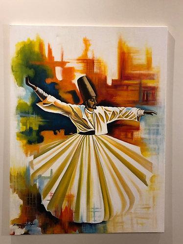 Art panel 76cm X 100cm