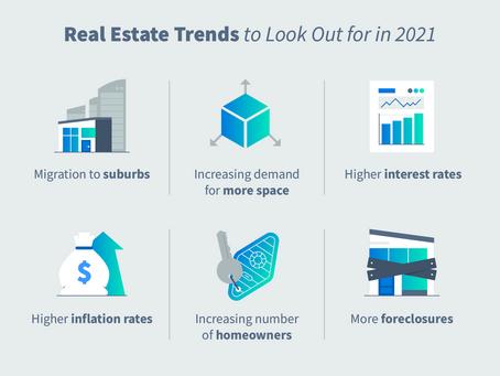 Tendencias de bienes raíces: ¿se mantendrán?