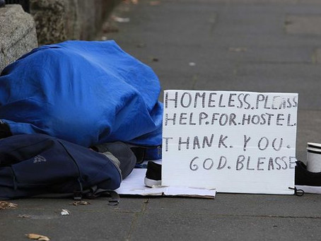 How the homelessness crisis has only got worse in Ireland