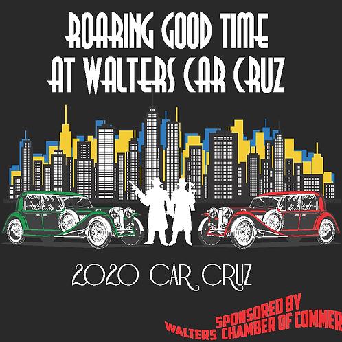 2020 Walters Car Cruz TShirt!