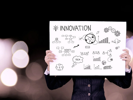 Why is innovation so important right now?
